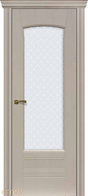 Дверное полотно ЛОРЕТТ 1, brand = Геона, price=12300