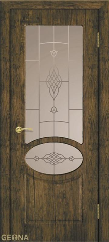 Дверное полотно АЛИНА, brand = Геона, price=8100