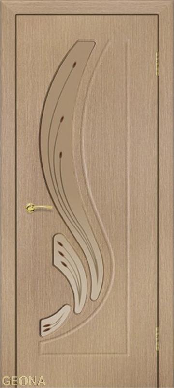 Дверное полотно ЛИРА, brand = Геона, price=8400