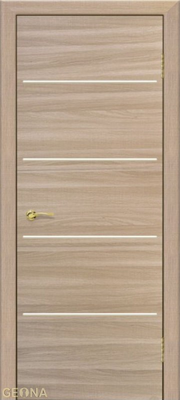 Дверное полотно ЛАЙН 4, brand = Геона, price=7500