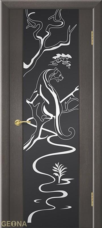 Дверное полотно ПАНТЕРА, brand = Геона, price=10000
