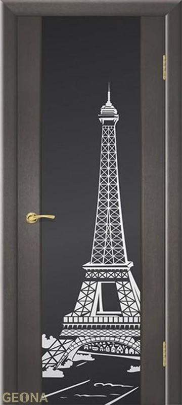 Дверное полотно ПАРИЖ, brand = Геона, price=10000