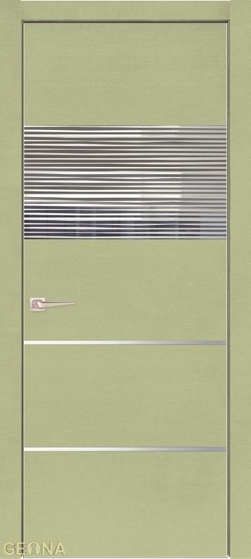 Дверное полотно ПЛАЗА 1, brand = Геона, price=13300