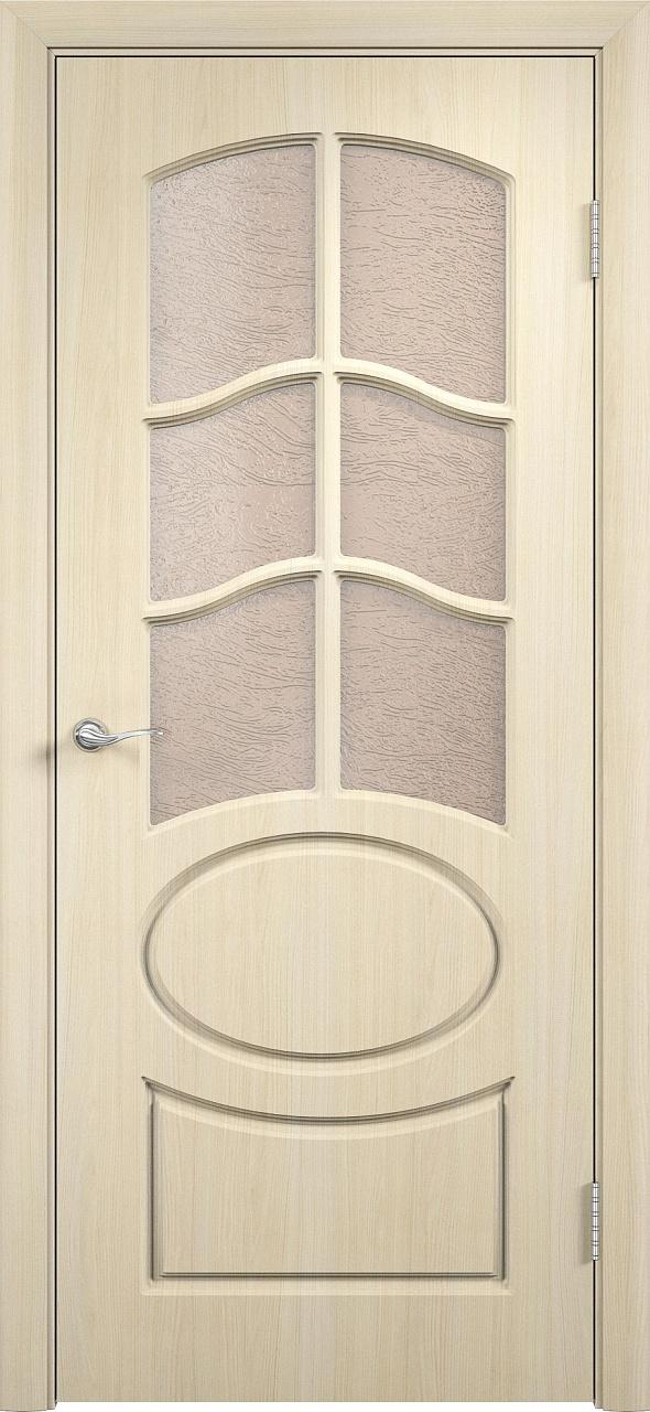 Дверное полотно НЕАПОЛЬ 2, brand = Верда, price=5850