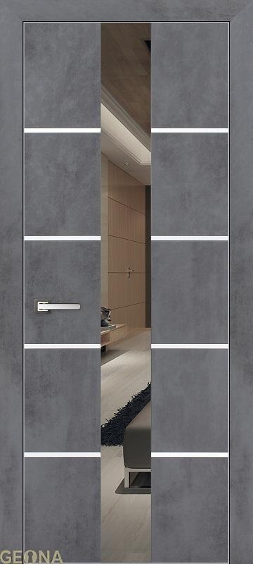 Дверное полотно ПЛАЗА 3, brand = Геона, price=13300