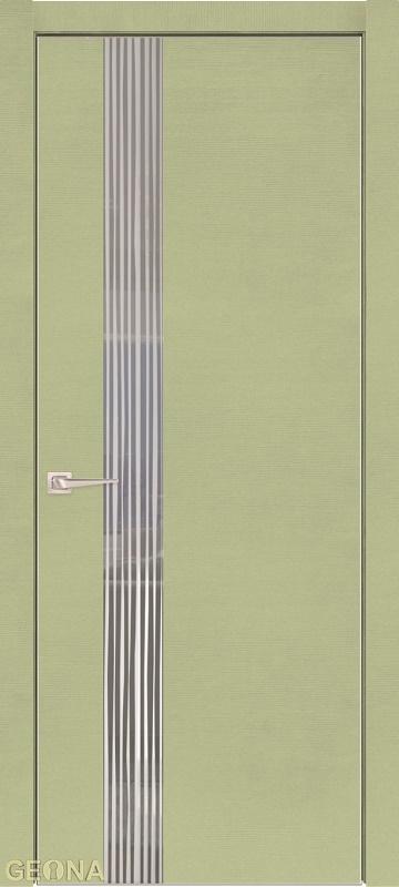 Дверное полотно ПЛАЗА 5, brand = Геона, price=13300