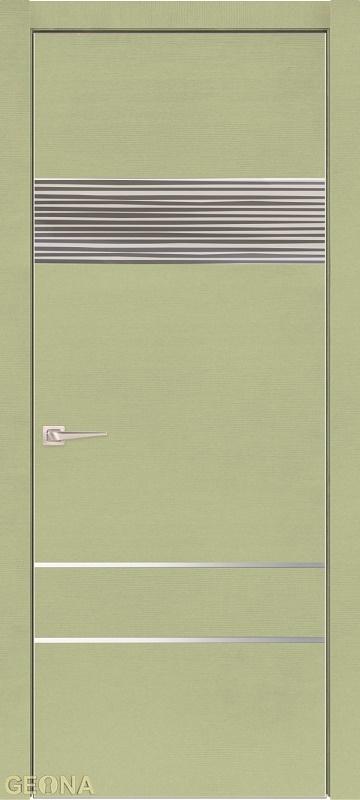 Дверное полотно ПЛАЗА 6, brand = Геона, price=13300