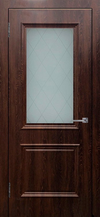 Дверное полотно ШЕРВУД, brand = Верда, price=5800