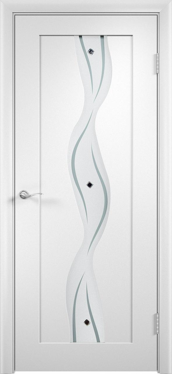 Дверное полотно ВИРАЖ, brand = Верда, price=6000