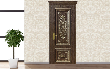 Двери с искусственным покрытием