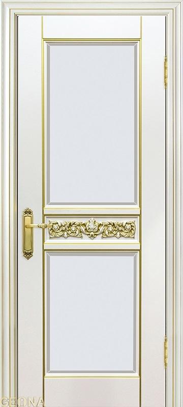 Дверное полотно ЛУИДЖИ 2, brand = Геона, price=19800