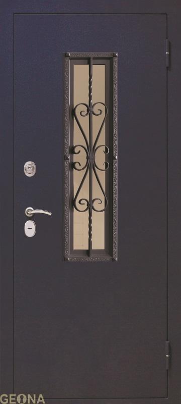 Дверное полотно СТЕКЛОПАКЕТ S1, brand = Геона, price=40800