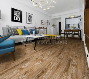 Плитка ПВХ WONDERFUL VINYL FLOOR LX 718-5 ВАЛАНС фото