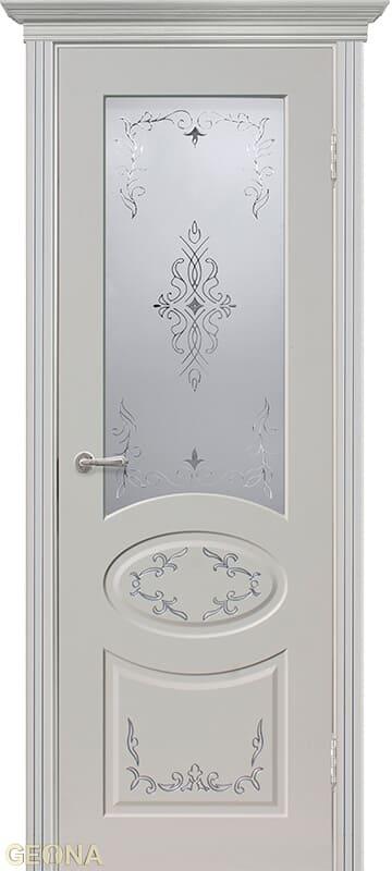 Дверное полотно АДЕЛЬ, brand = Геона, price=11800