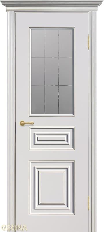 Дверное полотно АРЛЕТТ, brand = Геона, price=11800