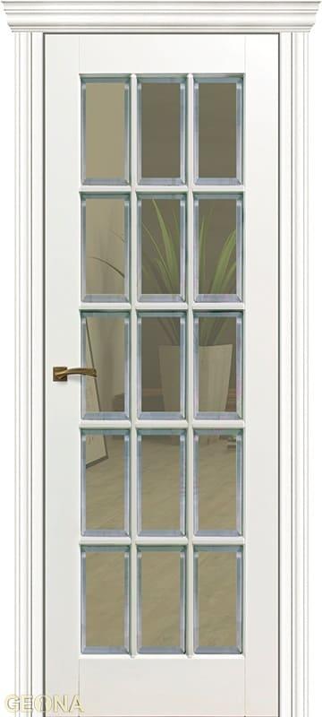 Дверное полотно МЕРАНО 5, brand = Геона, price=15000
