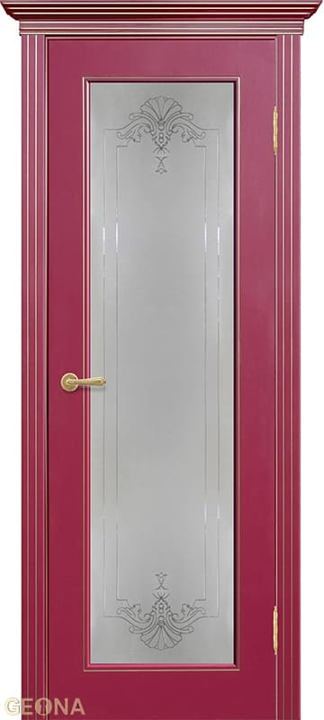 Дверное полотно РЕНЕССАНС 1, brand = Геона, price=11800