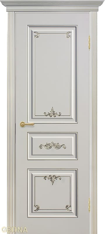 Дверное полотно РЕНЕССАНС 2, brand = Геона, price=11800