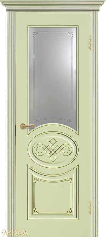 Дверное полотно РЕНЕССАНС 3, brand = Геона, price=11800