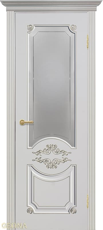 Дверное полотно РЕНЕССАНС 4, brand = Геона, price=11800