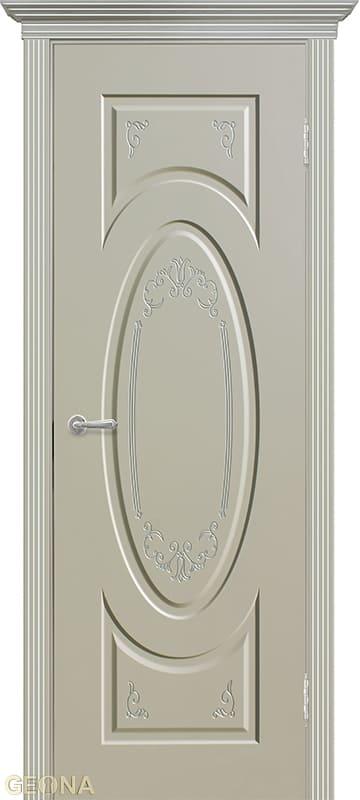 Дверное полотно ВИВЬЕН, brand = Геона, price=11800