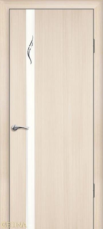 Дверное полотно ЛЮКС 1/1 ЭКОНОМ, brand = Геона, price=9600