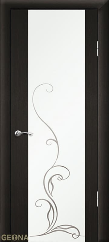 Дверное полотно ЛЮКС 1 ЭКОНОМ, brand = Геона, price=10100