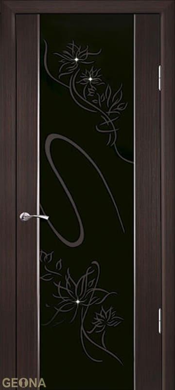 Дверное полотно КРИСТАЛЛ, brand = Геона, price=13300