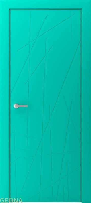 Дверное полотно AVANTI 8, brand = Геона, price=9300