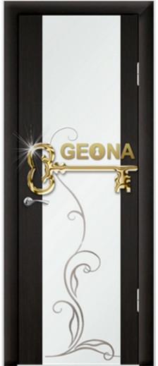 Дверное полотно ЛЮКС 1 ЭКОНОМ, brand = Геона, price=1100