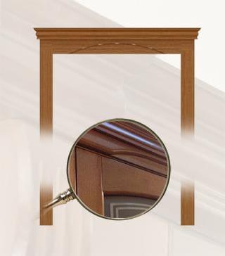 Дверное полотно Портал №7, brand = doors-ola, price=3200