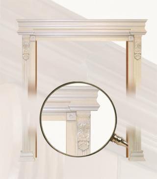 Дверное полотно Портал №8, brand = doors-ola, price=8500