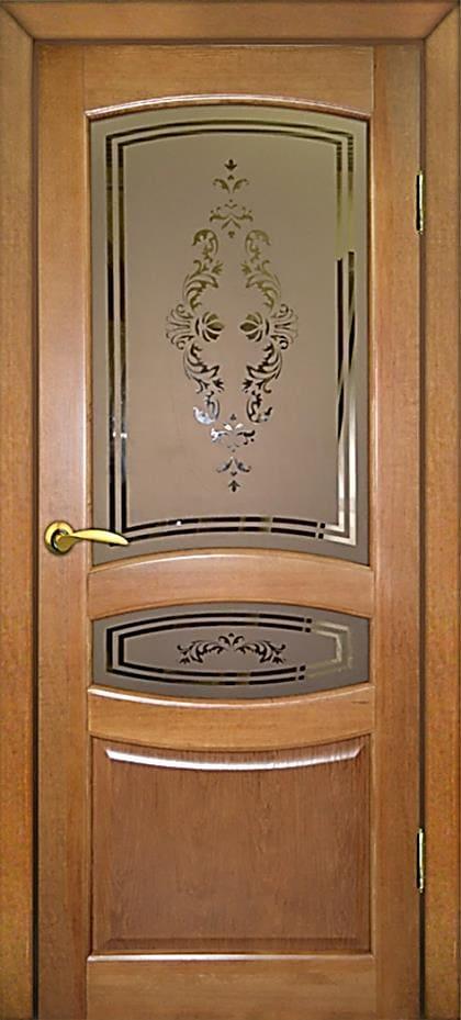 Дверное полотно ВИКТОРИЯ, brand = doors-ola , price=10800