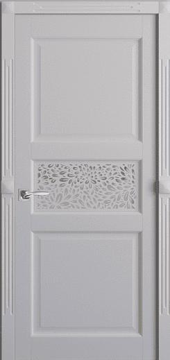 Дверное полотно АДЕЛЬ АЖУР, brand = doors-ola, price=11000