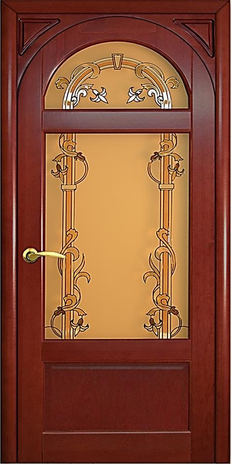 Дверное полотно ЛАНДОРА, brand = doors-ola, price=20800