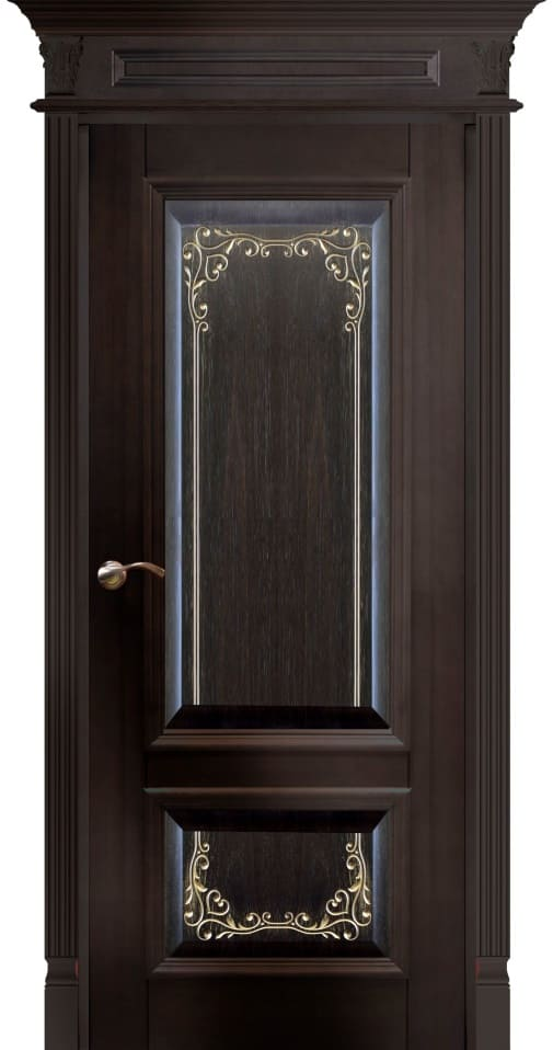 Дверное полотно ЛЕОН, brand = doors-ola, price=16000