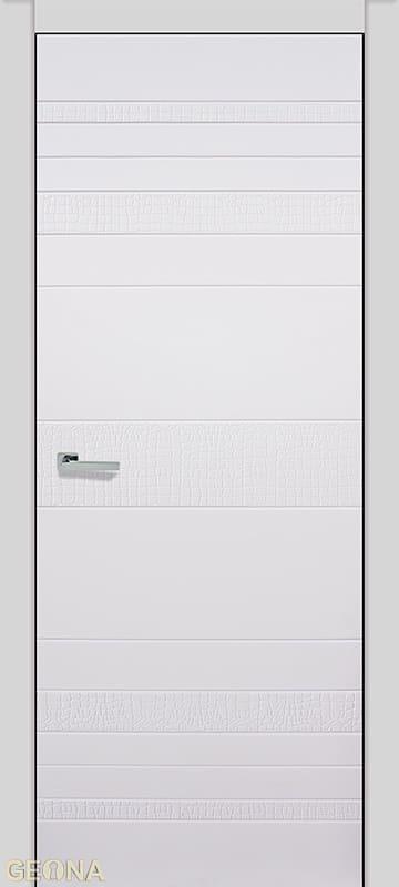 Дверное полотно Z 5, brand = Геона, price=9800